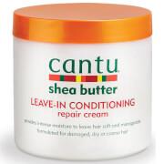 Купить Cantu Shea Butter Leave in Conditioning Repair Cream 453g