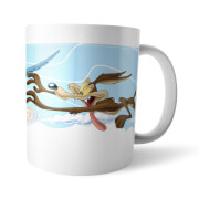 Looney Tunes Wile E. Coyote And Roadrunner Mug Mug
