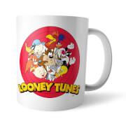 Looney Tunes Rings Logo Mug Mug