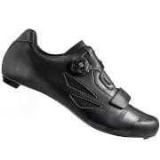 Lake CX218 Carbon Road Shoes - Black/Grey - EU 43