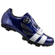 Lake MX176 MTB Shoes - Navy Blue/White - EU 39