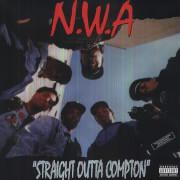 N.W.A. – Straight Outta Compton LP 30cm