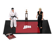 Click to view product details and reviews for Neca Karate Kid 1984 8 Clothed Action Figure Tournament 2 Pack.