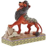 Disney Traditions Preening Predator (Scar Figurine) 18.0cm