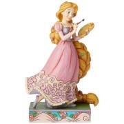 Disney Traditions Adventurous Artist (Rapunzel Princess Passion Figurine) 19.0cm