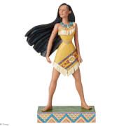 Disney Traditions Proud Protector (Pocahontas Princess Passion Figurine) 19.0cm