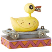 Disney Traditions Killer Duck Figurine
