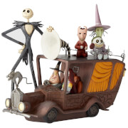 Enesco Disney Showcase Collection Statue Mayor Car (Nightmare Before Christmas) 17 cm