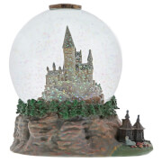 The Wizarding World of Harry Potter Hogwarts Castle Waterball w/ Hagrid's Hut 120mm