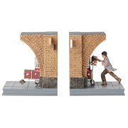 The Wizarding World of Harry Potter Harry Potter 9 3/4 Book Ends 19.0cm