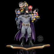 Quantum Mechanix DC Comics Batman Family Q-Master Diorama