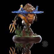 Figurine Q fig DC Comics - Aquaman Roi des Mers Quantum Mechanix