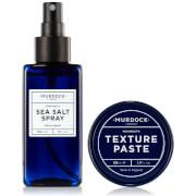 Murdock London Sea Salt Spray and Texture Paste Bundle (Worth £38)