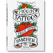 1000 Tattoos (Hardcover)