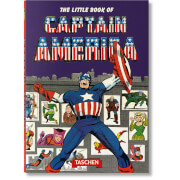 The Little Book of Captain America (Paperback)