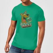 Scooby Doo Scooby Snacks Men's T-Shirt - Kelly Green