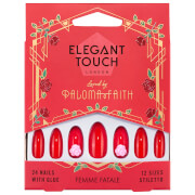 Купить Elegant Touch X Paloma Faith Nails - Femme Fatale
