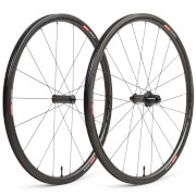 Scope R3 Carbon Clincher Wheelset - Shimano - Black Decals