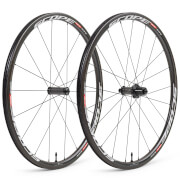 Scope R3 Carbon Clincher Wheelset - Shimano - White Decals