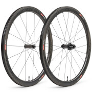 Scope R4 Carbon Clincher Wheelset - Campagnolo - Black Decals