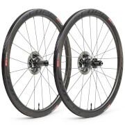 Scope R4 Disc Carbon Clincher Wheelset - Shimano - Black Decals