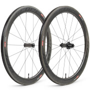 Scope R5 Carbon Clincher Wheelset - Campagnolo - Black Decals