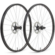 Scope O2 Carbon Clincher Wheelset - Shimano - White Decals