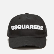 Dsquared2 Men's Logo Cap - Black