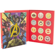 Marvel Avengers Pin Set