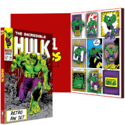 Hulk Pin Set