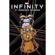 Infinity By Starlin & Hickman Graphic Novel Omnibus (Hardback)