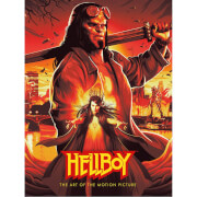 Hellboy: The Art of The Motion Picture (Hardback)