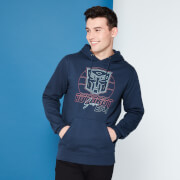 Transformers Autobot Since '84 Hoodie - Navy
