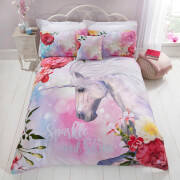 Rapport Sparkle and Shine Duvet Set - Multi