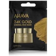 Купить AHAVA Single Use 24K Gold Mineral Mud Mask 6ml
