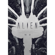Alien (Face Hugger) Print