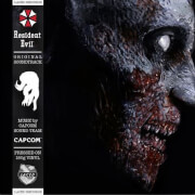 Laced Records - Resident Evil (Original Soundtrack) 2xLP
