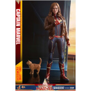 Click to view product details and reviews for Hot Toys Captain Marvel Movie Masterpiece Action Figure 1 6 Captain Marvel Deluxe Ver 29 Cm.
