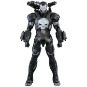 Hot Toys Marvel Future Fight Video Game Masterpiece Action Figure 1 6 The Punisher War Machine Armor 32 Cm