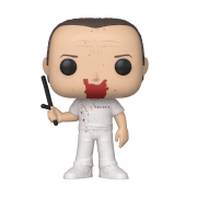 Silence Of The Lambs Bloody Hannibal Pop! vinyl Figure
