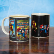 Marvel Comics Heat Change Mug
