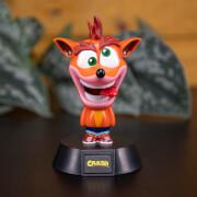 Crash Bandicoot Icon Light