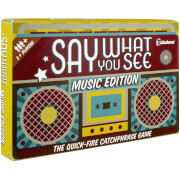 Say What You See Music Edition