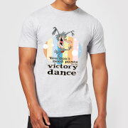 I am weasel you dont need pants for the victory dance mens t shirt grey xxl gris
