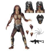 Figurine articulée Fugitif Ultime (Évasion du laboratoire) (18cm), Predator (2018)– NECA