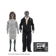 Click to view product details and reviews for Neca They Live 8 Clothed Action Figures 2 Pack.