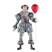 Neca It 1 4 Scale Action Figure Pennywise Skarsgard