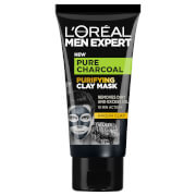 Купить L'Oréal Paris Men Expert Pure Charcoal Purifying Clay Mask 50ml