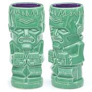 Mug Beeline Creative – Geeki Tikis® – Monstre de Frankenstein – env. 532ml