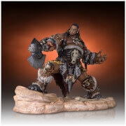 Gentle Giant Warcraft (2016) Durotan 1/6 Scale Collectible Statue - 30cm
